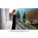 Ever-Pretty Women's Deep V-Neck Halter Neck Evening Party Maxi Dress 07180