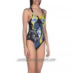 Arena Women's W Paintings Swim Pro Back One Piece