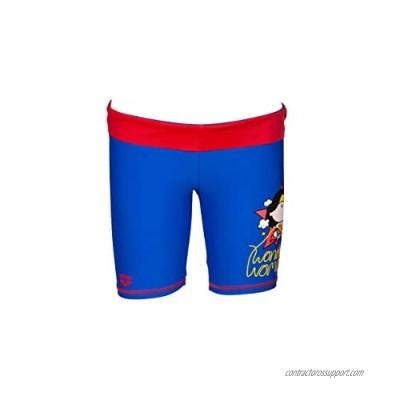 Arena Women's Wb Wonder Woman Kids Uv Jammer Swimsuit