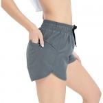 Yaluntalun Women's Swim Shorts Quick Dry Board Shorts Swim Trunks with Soft Briefs Inner Lining