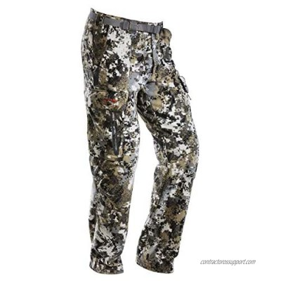 SITKA Gear Men's Hunting Windproof Optifade Elevated I I Stratus Pants