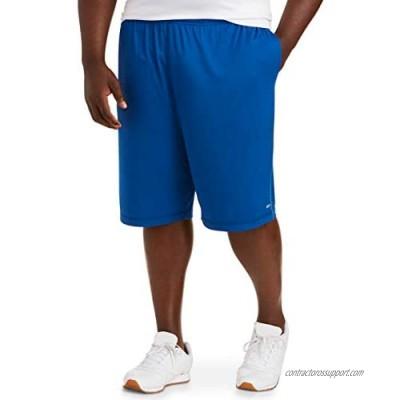 Essentials Men's Big & Tall Tech Stretch Short fit by DXL