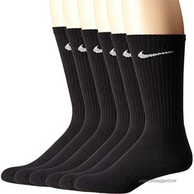 NIKE Performance Cushion Crew Socks with Band (6 Pairs)