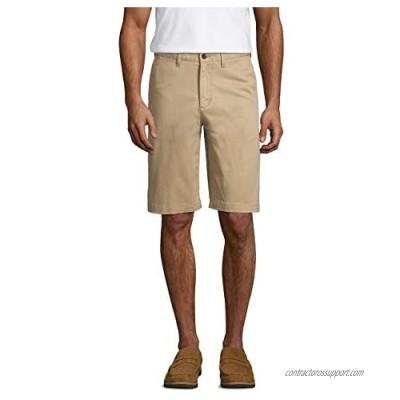 "Lands' End Men's 11"" Comfort Waist Comfort First Knockabout Chino Shorts"