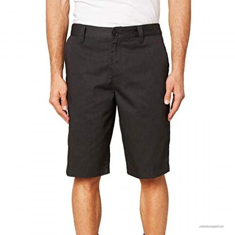 O'NEILL Men's Standard Fit Chino Walk Short 22 Inch Outseam | Long-Length Short |