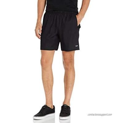 RVCA Men's Yogger Stretch Workout Short