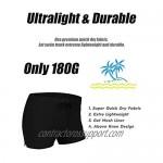 COOFANDY Mens Swim Trunk Swimwear Bathing Suit Swim Brief Square Leg Board Short