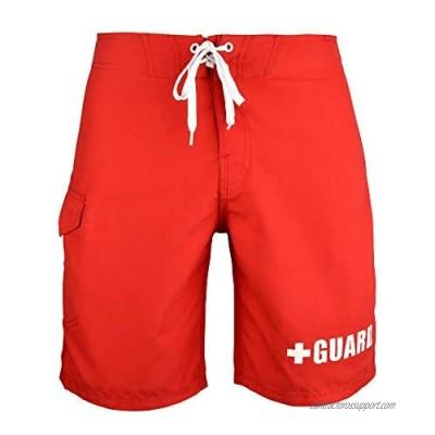 BLARIX Mens Guard Board Shorts