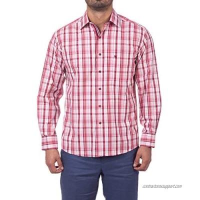 Manchester Men's Dress Shirt Long Sleeve Regular Fit