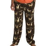 Lazy One Pajama Pants for Men Men's Separate Bottoms Lounge Pants Funny Humorous