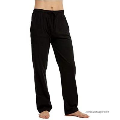 Men's Knitted PJ Cotton Pajama Pants
