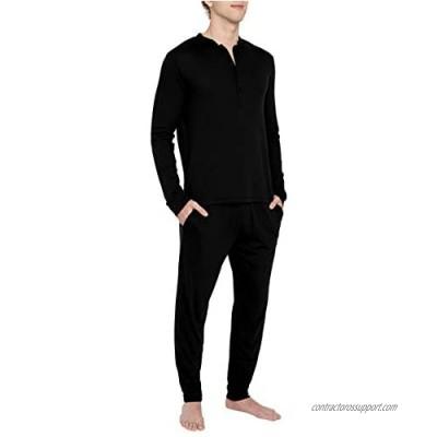 Eberjey Henry Men's Jersey Modal PJ Set