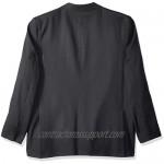 Haggar Men's Travel Performance Stria Tic Tailored Fit Suit Separate Coat