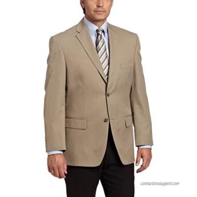 Haggar Men's Two-button Center-Vent Suit Jacket