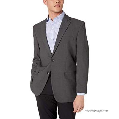 J.M. Haggar mens 4-way Stretch Solid Gab Classic Fit Suit Separate Coat
