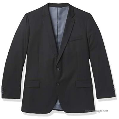 J.M. Haggar Men's Premium Check Tailored Fit Suit Separate Coat