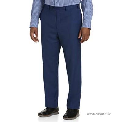 Jack Victor Reflex Solid Suit Pants  Blue