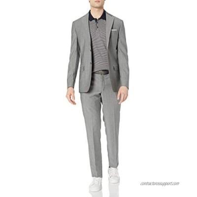 DKNY Men's Slim Fit Soft Suit